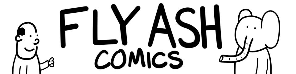 Fly Ash Comics